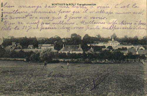 Carte postale 2 - Recto